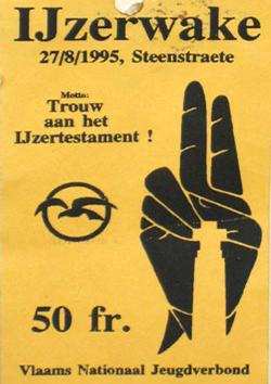 IJzerwake 1995